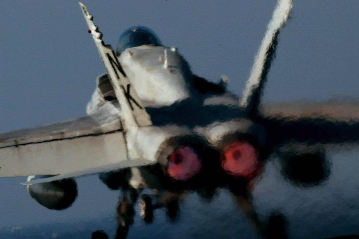 Im Streit um den Lärm, den die F/A-18 verursachen, verschwimmt die Richtigkeit der Fakten in der Hitze des Gefechts manchmal.