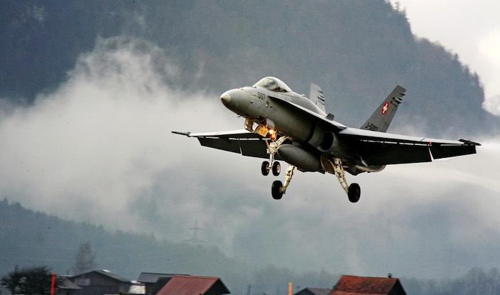 Dank einer Nationalfondsstudie soll die «Störwirkung von Militärfluglärm» neu abgeleitet werden können.